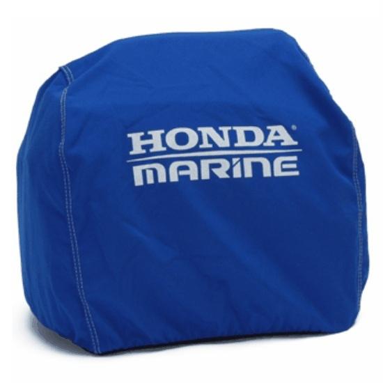 Чехол для генератора Honda EU10i Honda Marine синий в Богучаре