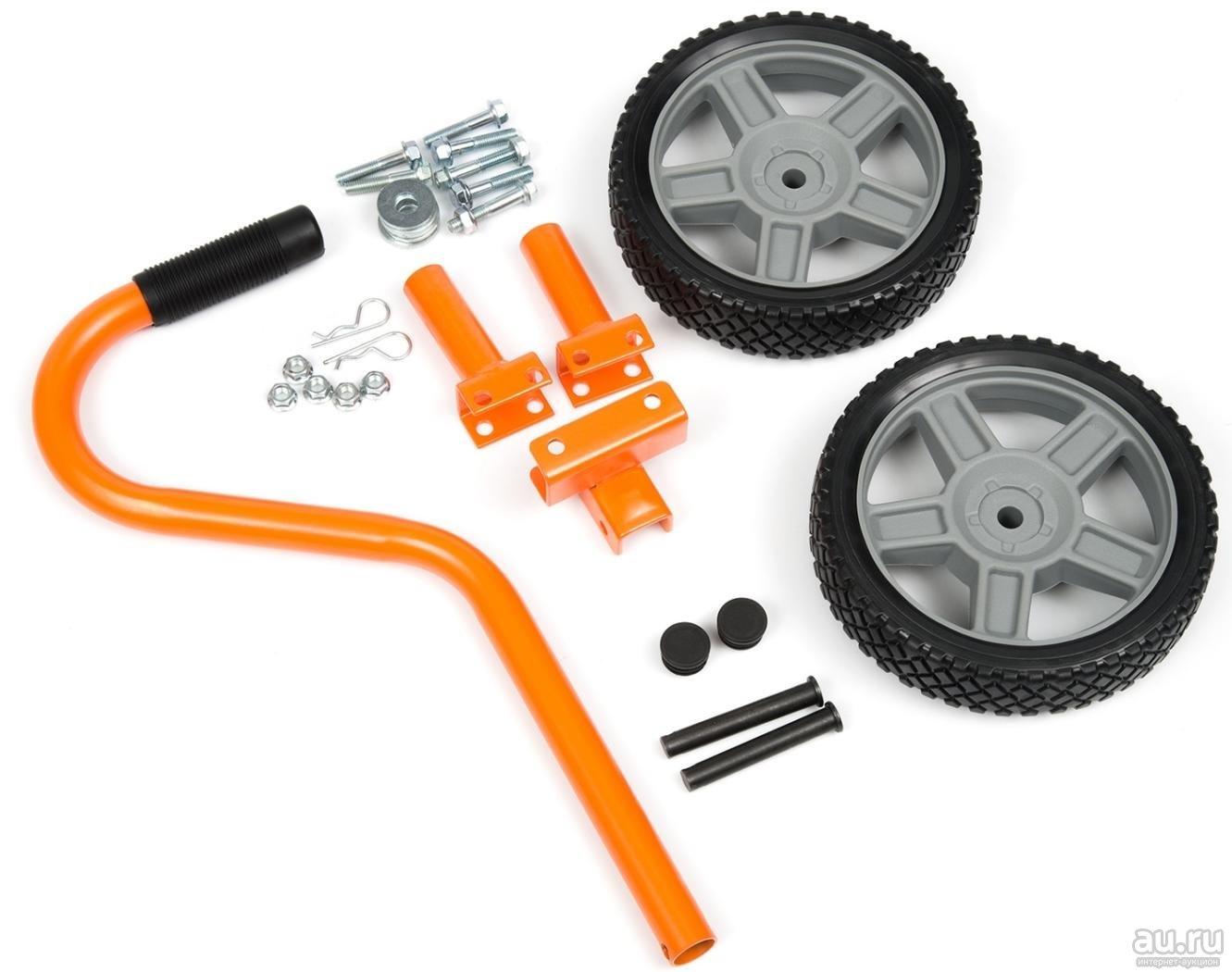 Комплект колес для генераторов ECT 7000 в Богучаре